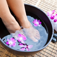 Spa (Medical) and wellness treatment