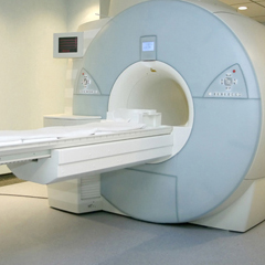 MRI scan: Total body scan