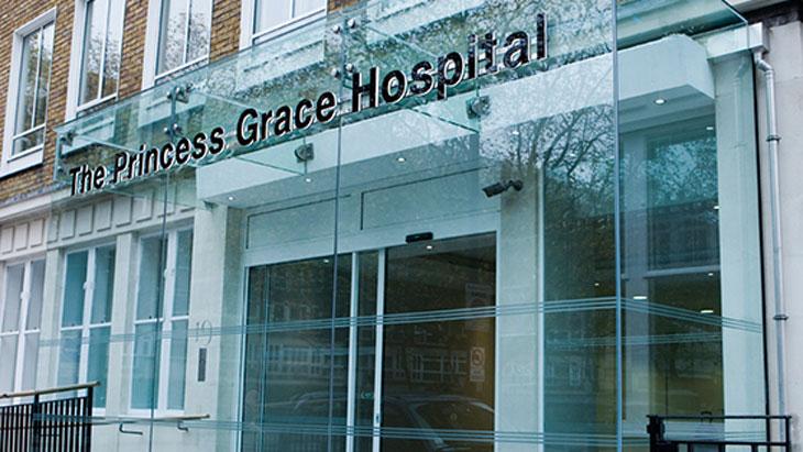 Princess Grace exterior