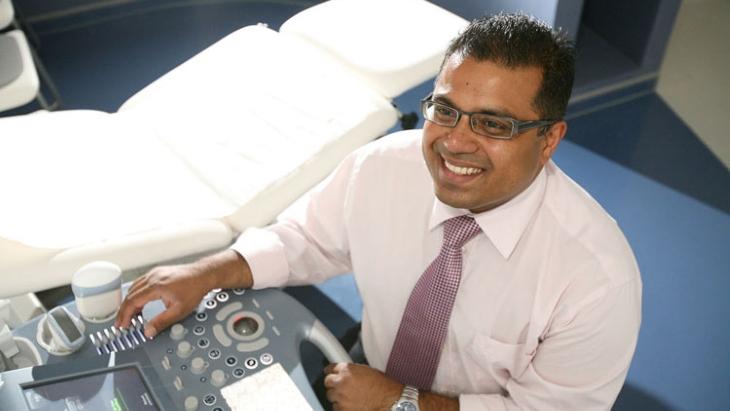 London Ultrasound Centre - Director