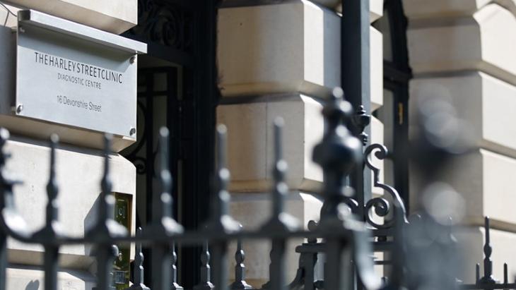 London Dermatology - exterior sign
