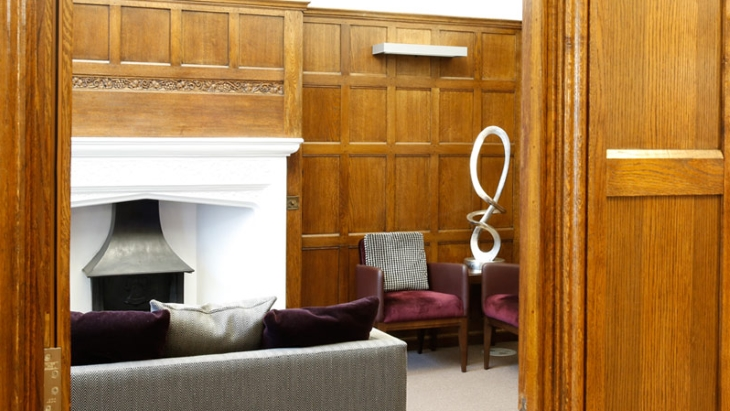 London Dermatology - consulting room