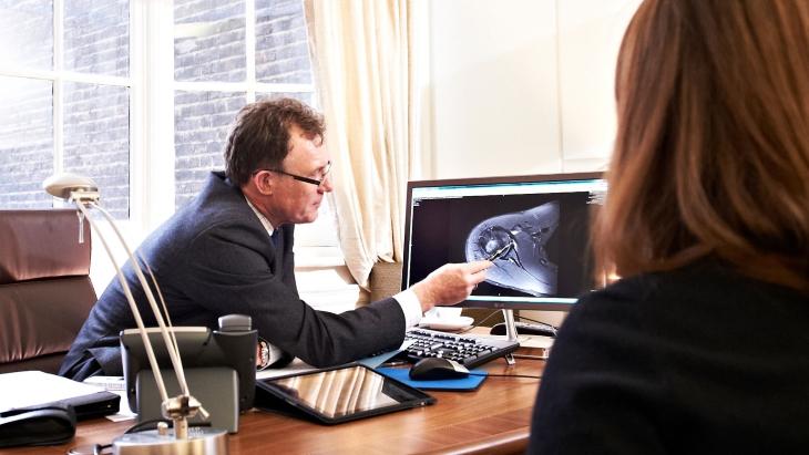 Fortius Clinic - consultation