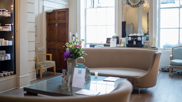 The Private Clinic of Harley Street - reception