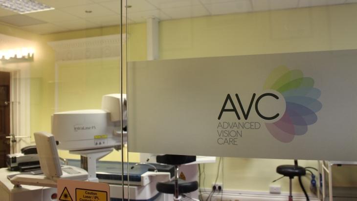 AVC - treatment room