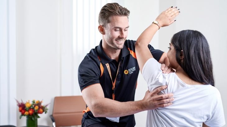 Schoen Clinic London- physiotherapy