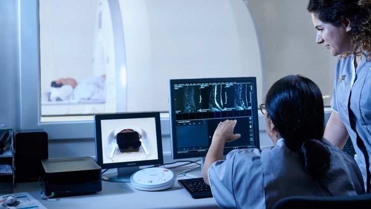 Schoen Clinic London - MRI